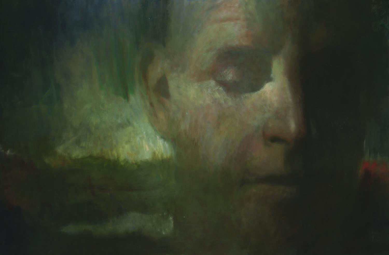 Verebes Ernő – ALVÓ TITÁNOK merengések Verebes György kiállítása kapcsán
