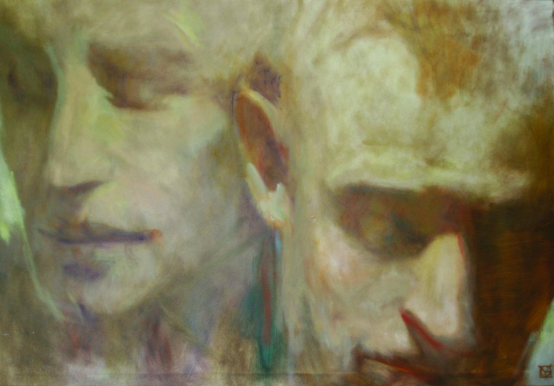 Jenei Gyula – alvó titánok