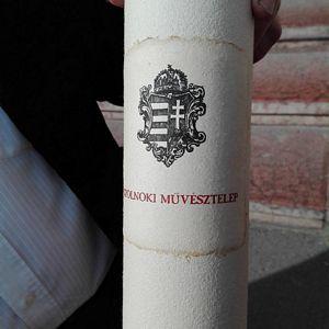 Magyar Örökség díjas a Szolnoki Művésztelep