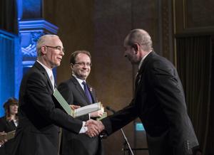 Munkácsy-díjjal tüntették ki Verebes Györgyöt